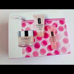 Clinique Moisture Surge 4pc Set
